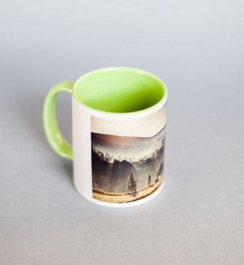 Mug Bieszczady I (color)