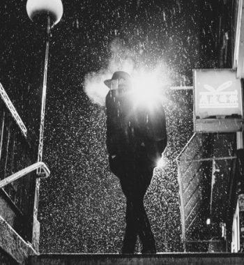 Blizzard at Nightfall