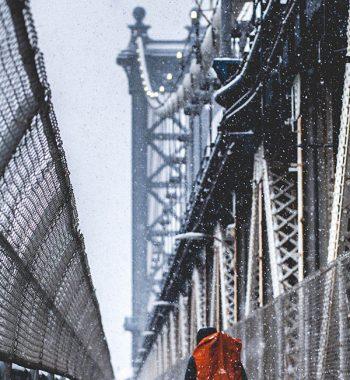 Manhattan Bridge Walk