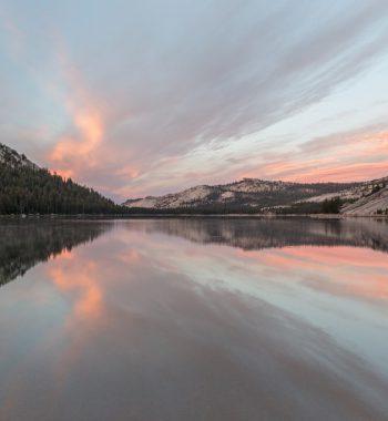 Lake Tenaya Sunrise