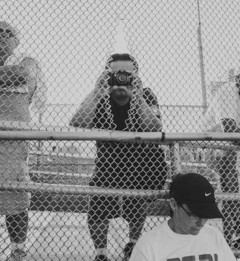 Photographer in Coney Island