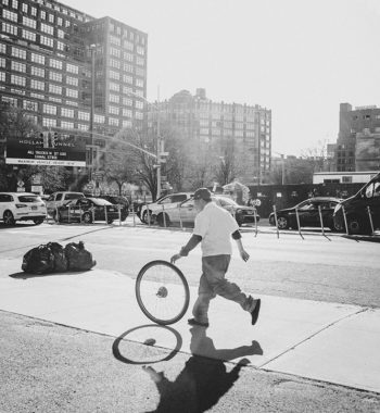 Rolling Wheel Downtown