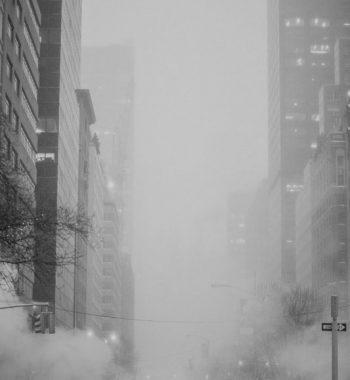 Snowstorm midtown